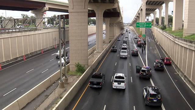 Man jumps to death at Highway 281, Loop 1604 overpass ...