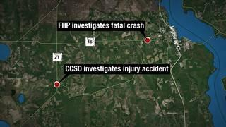 FHP: Car hits motorcyclist, kills 67-year-old Middleburg man