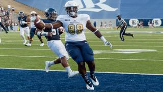 Borregales kicks FIU past Rice in C-USA opener