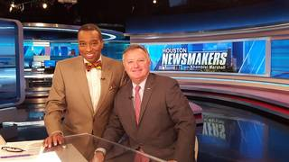 Houston Newsmakers Nov. 12: Helping a community heal after tragedy