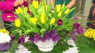 Bring Spring Colors Inside To the Dinner Table