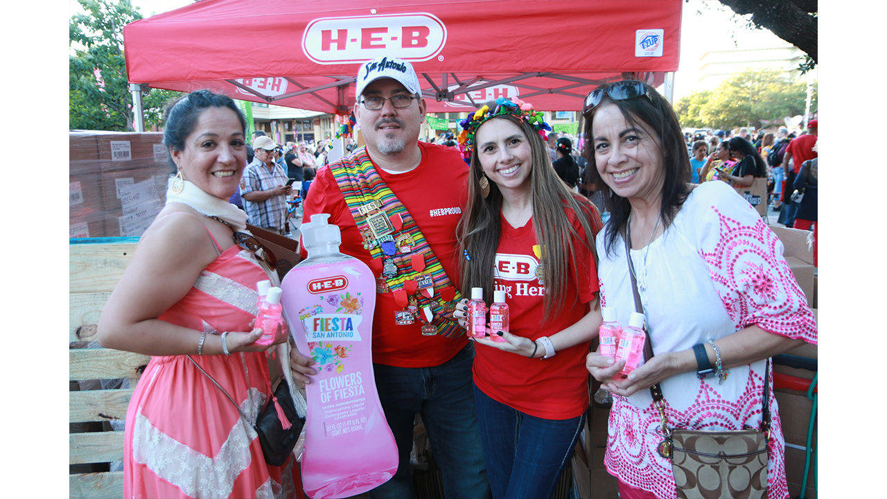 Fiesta Fiesta kicks off the city's biggest party! See who