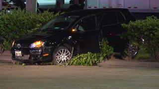 One in custody after carjacking ends in high-speed chase