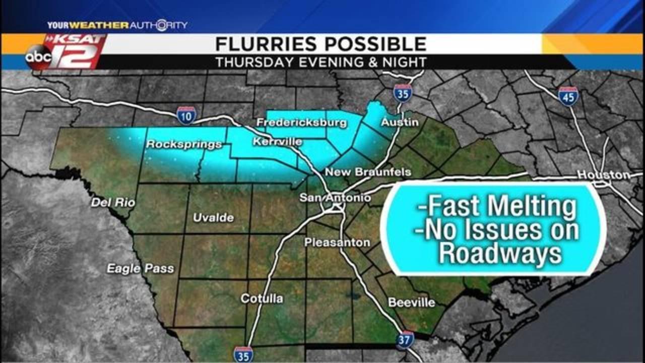 Flurries 2 - December 12, 2018