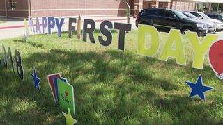 Students in 12 Houston-area districts head back to school