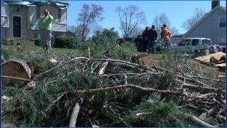 Cleanup efforts continue in Elon after devastating tornado rips through&hellip&#x3b;