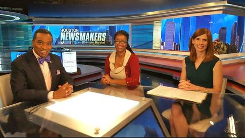 Houston Newsmakers for July 28: Maternal Mortality, Komen Breast Cancer Research, Sterling Aviation