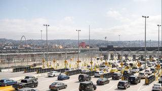 Thousands of license plates leaked in hack of border contractor