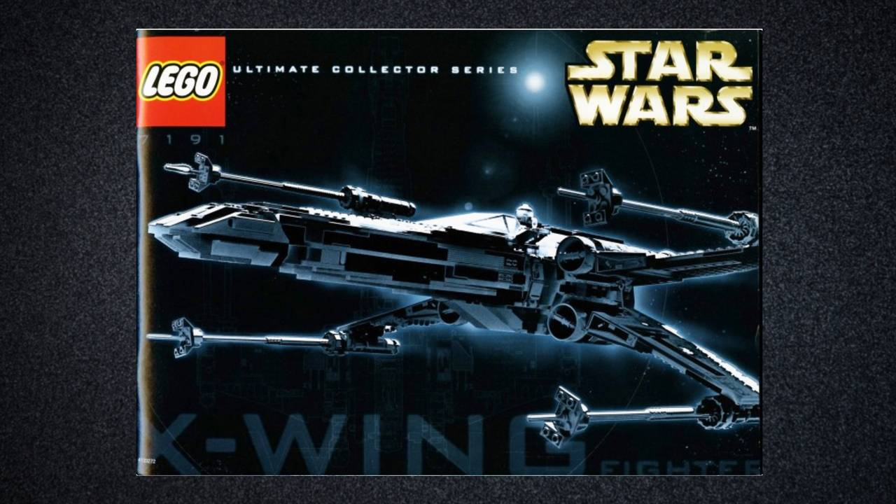 X-Wing Fighter Ultimate Collector's Series 7191_1557590723015.jpg.jpg