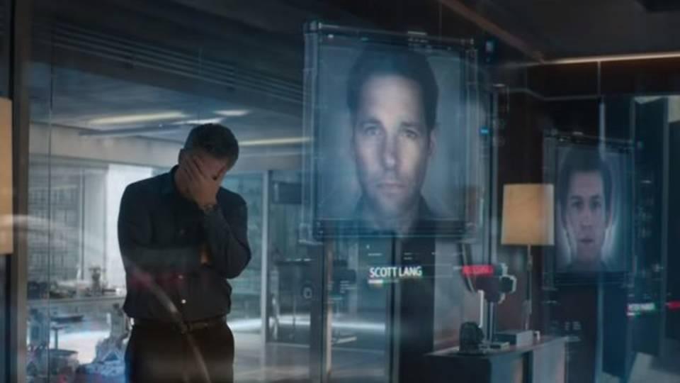 Avengers 4 trailer 2