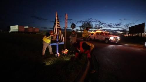 Galveston wrecker driver killed in crash involving state trooper's vehicle