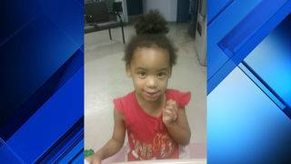Detroit police searching for parents of 4-year-old girl