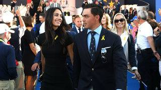 Sorry matchmakers, Rickie is taken, but 2 other Ryder Cup players aren't!