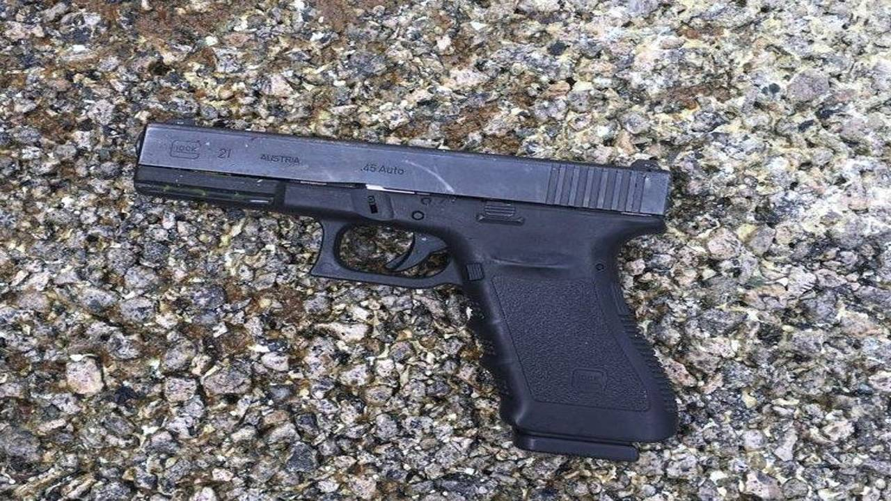 Gun used in Lake Worth shooting