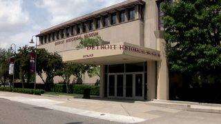 VIDEO: A look inside the Detroit Historical Museum