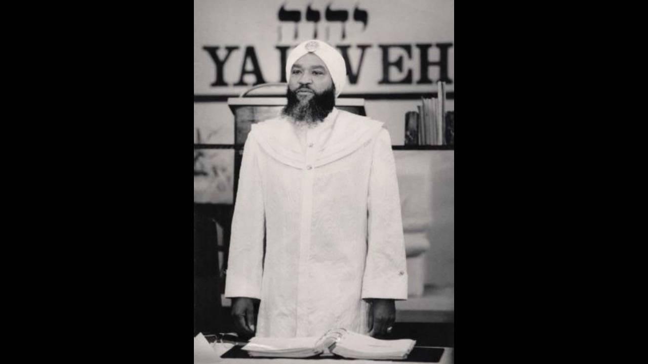 Young Yahweh ben Yahweh