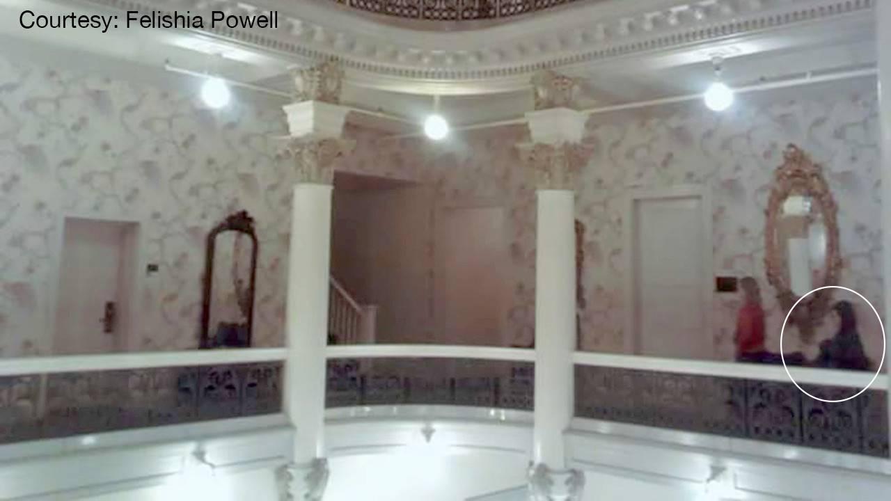 Felishia Powell Menger Hotel Ghost Image