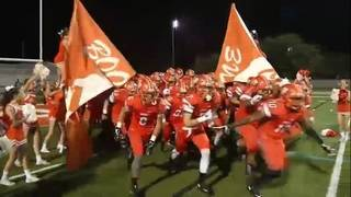 Boone Edges Edgewater In 35-27 Thriller