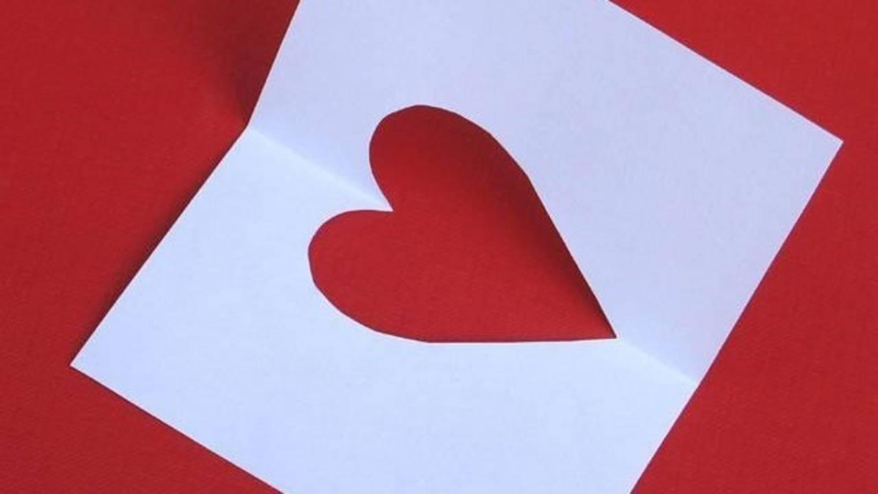 Valentine's Day card_8613034
