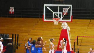 Radford women have home win streak snapped