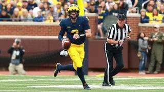 Michigan football might finally have to unleash Shea Patterson against Nebraska
