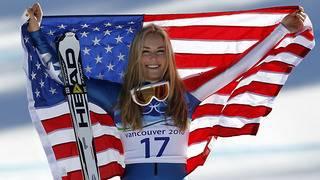 Vonn: I won't represent US President at Winter Olympics
