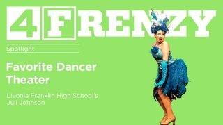 Spotlight: Livonia Franklin's dedicated dancer Juli Johnson