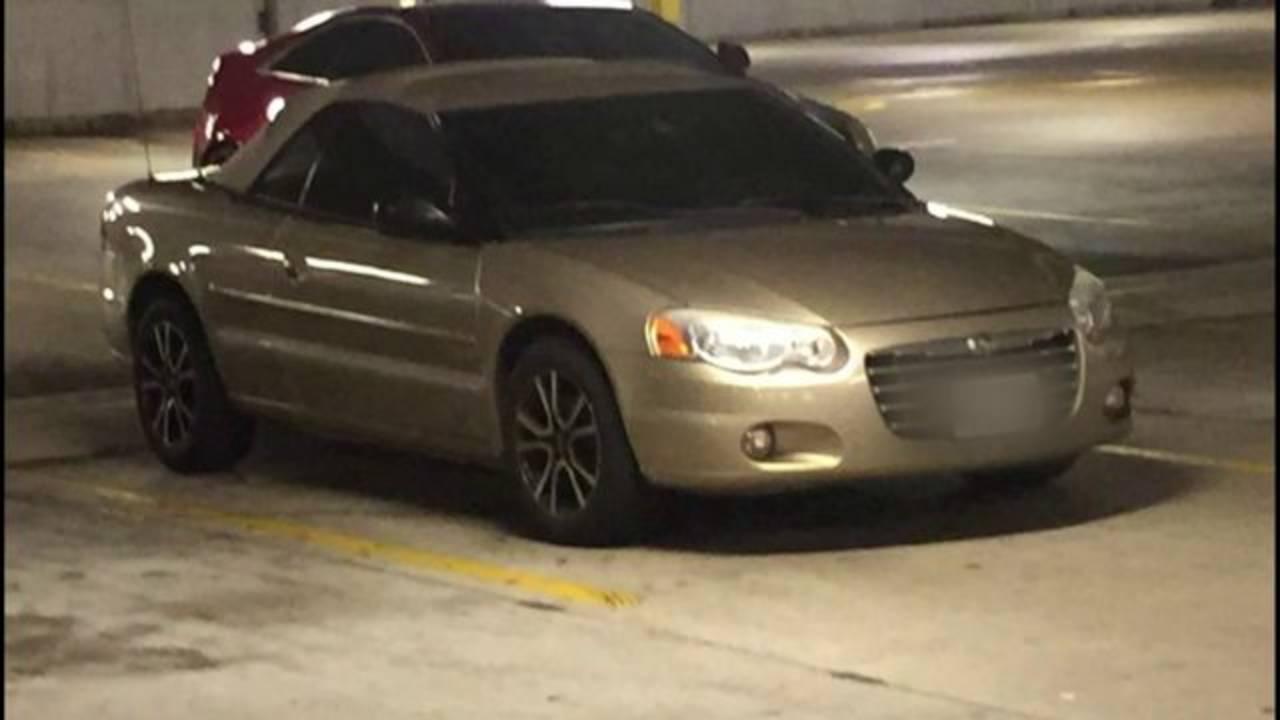 car stolen from Plantation