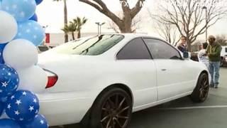 Teen gets dream car through Make-A-Wish