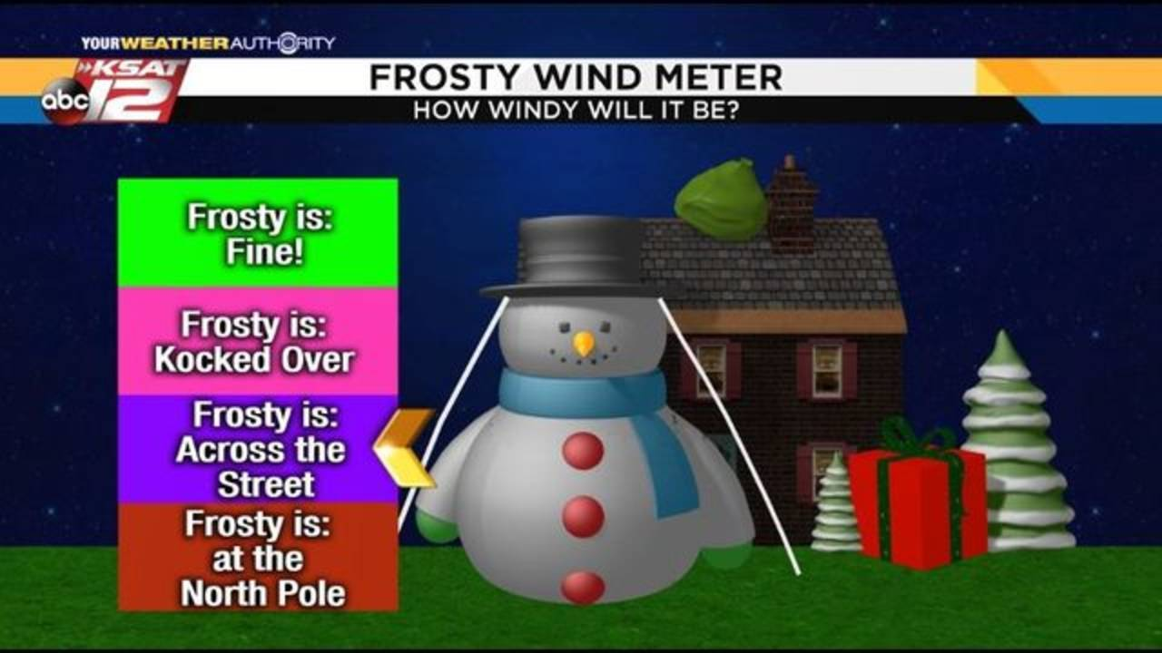 Wind Meter - December 9, 2018