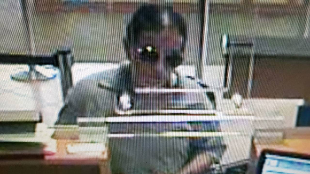 Space Coast Credit Union robber