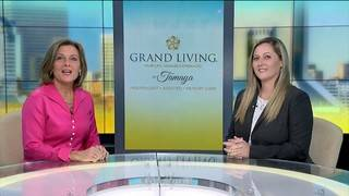 Grand Living talks about their new senior living community