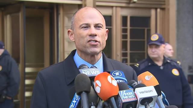 Image result for Stormy Daniels' Lawyer: We're Going to Sue Trump for Defamation