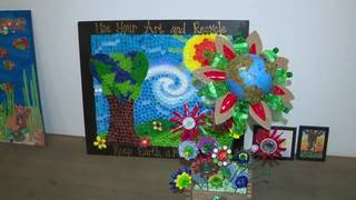eARTh Day Art Contest finalists displayed at Perez Art Museum Miami