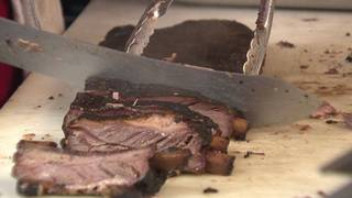 Barbecue enthusiasts will want to drive to Floresville to try Two Sawers BBQ