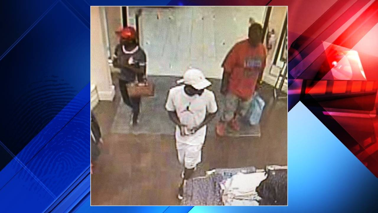 SJSO: Shoplifters take purses, clothing from St  Augustine
