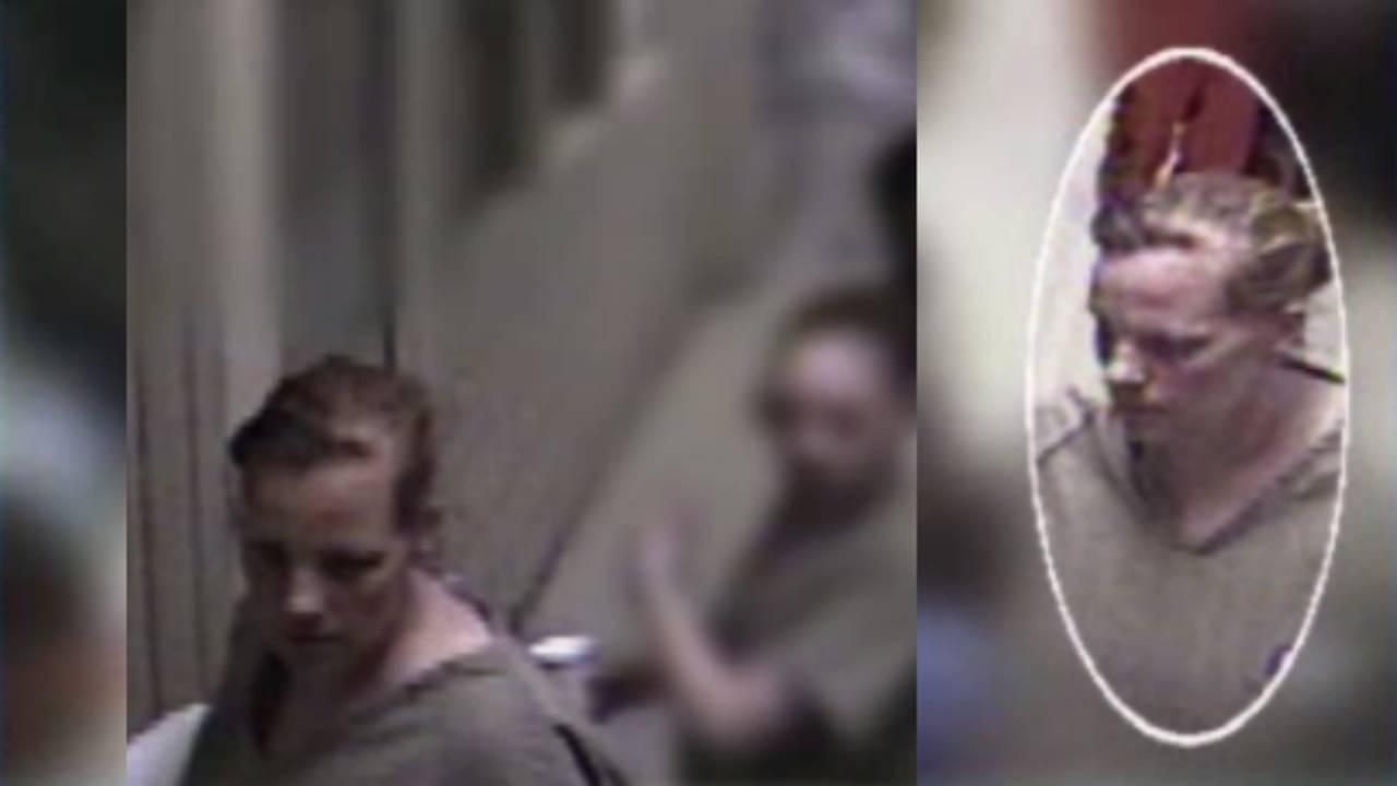 Jennifer Meyers in Macomb County Jail video
