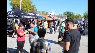 Suds in the Sun at North Miami BrewFest