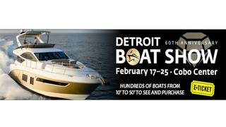 It's A Local 4 Free Friday: 2018 Detroit Boat Show