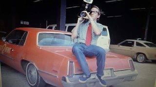 PHOTOS: Last film photographer hired at KPRC, John Treadgold