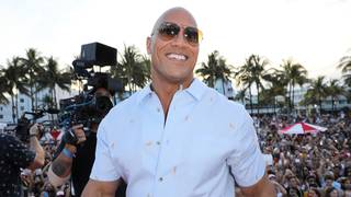 Dwayne 'The Rock' Johnson is now a dad of 3 girls