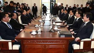 North, South Korea meet again to discuss Olympics