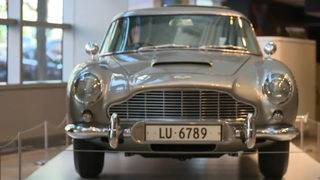 James Bond Aston Martin DB5 auctioned for $6.4 million