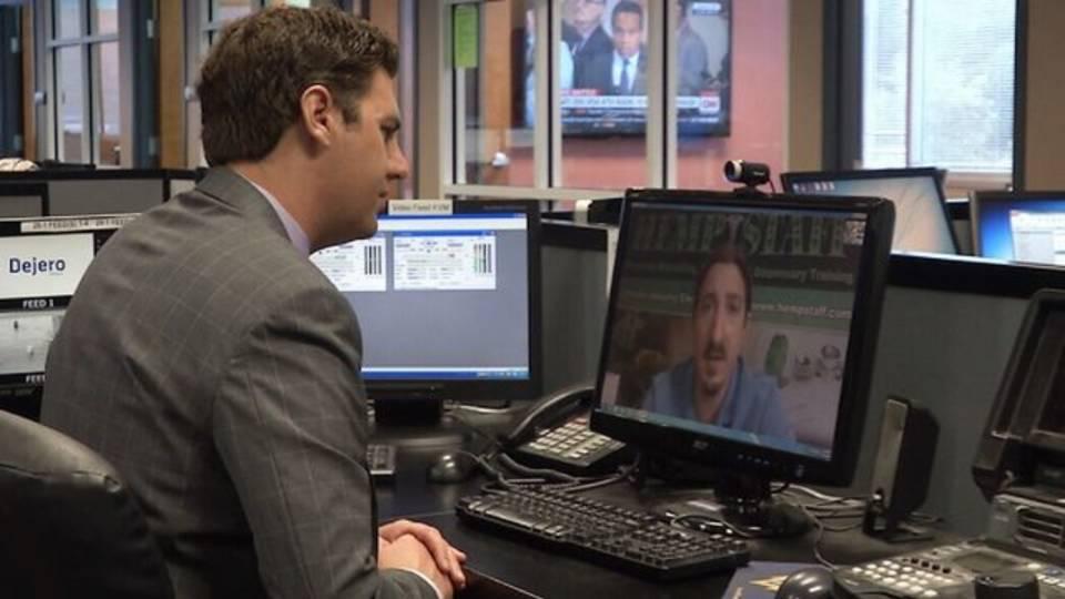 skype interview with HempStaff CEO