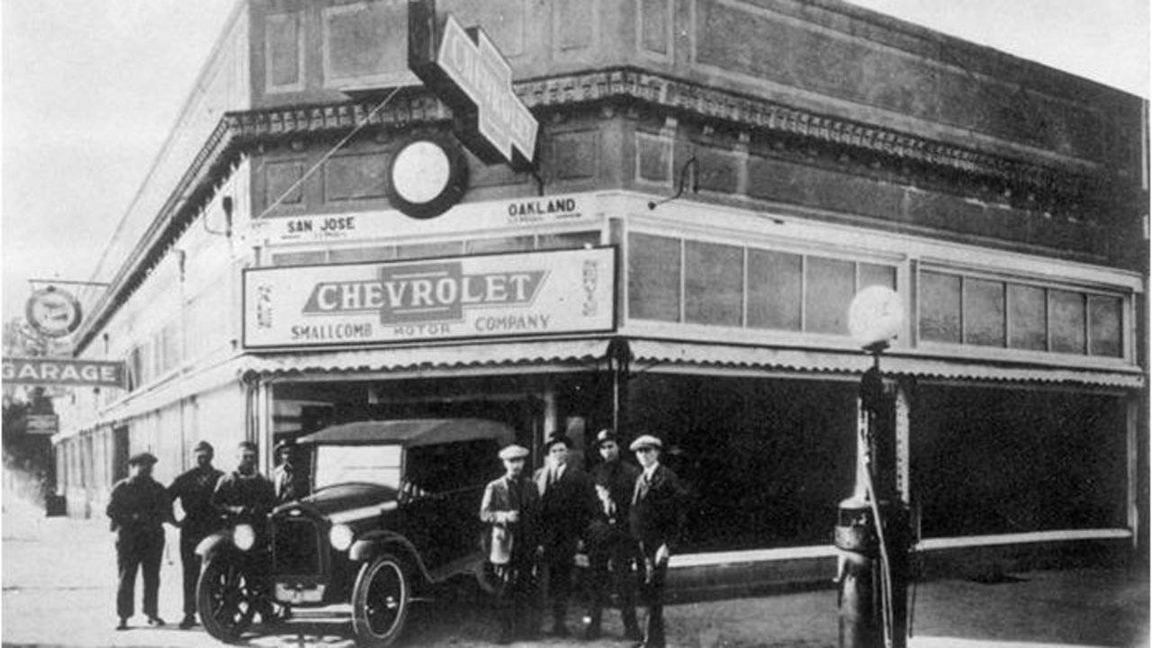 100 Years Ago Today General Motors Buys Chevrolet