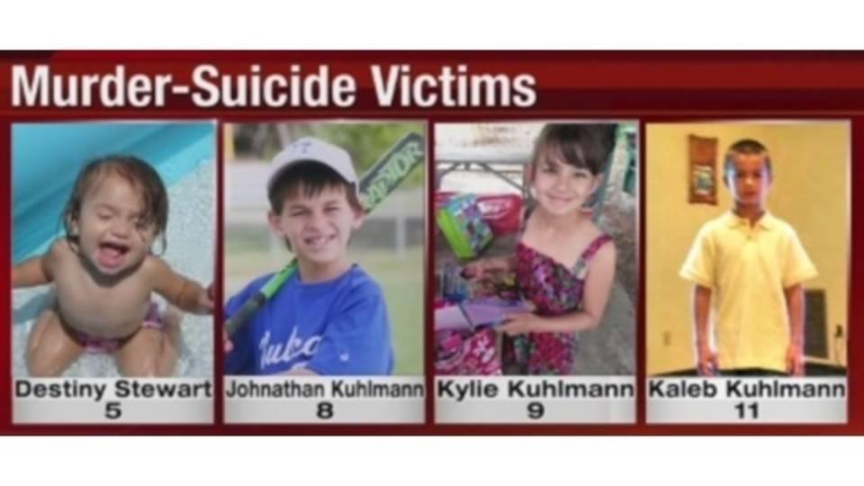 Children killed in Bell shooting_28148500