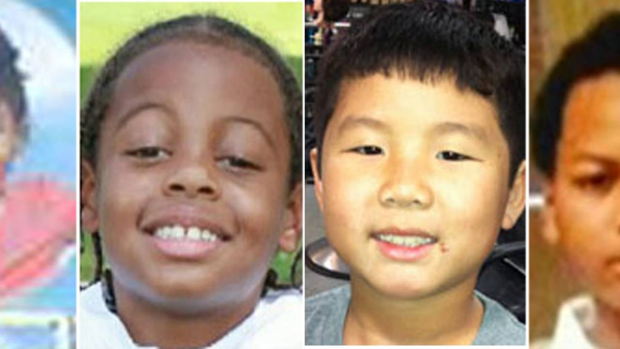 Rahkel Carr, 4, Amiere Castro, 7, and 10-year-olds Aaron Vu and Marlon Eason died of gunshot wounds in Miami-Dade County.
