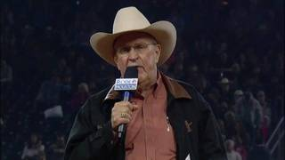 Family, friends say final goodbyes to Houston Rodeo legend Bill Bailey