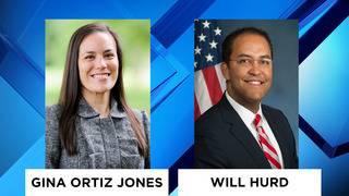 Gina Ortiz Jones to face Will Hurd in key Texas swing district