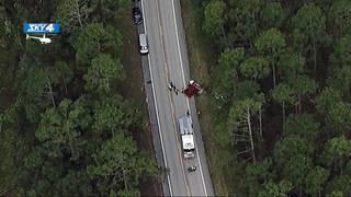Troopers ID 4 killed in crash on SR 206 in Elkton